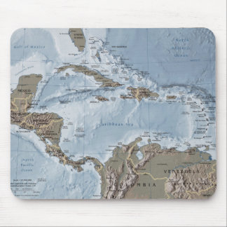 Central America Mouse Mat