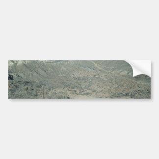 Central American Landscape Bumper Stickers