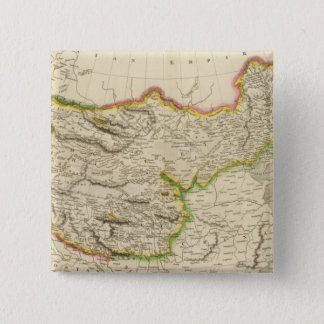 Central and East Asia 15 Cm Square Badge