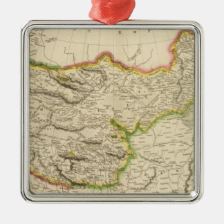 Central and East Asia Christmas Ornament