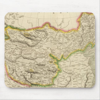 Central and East Asia Mouse Pad