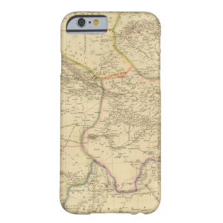 Central Asia 2 Barely There iPhone 6 Case