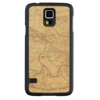 Central Asia 2 Carved Maple Galaxy S5 Case