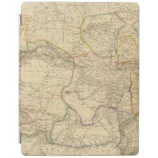 Central Asia 2 iPad Cover