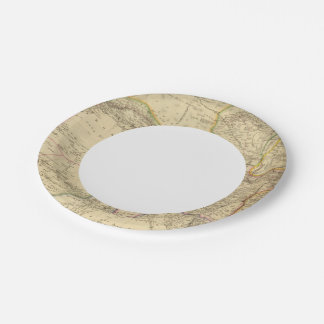 Central Asia 2 Paper Plate