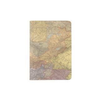 Central Asia 2 Passport Holder