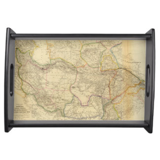 Central Asia 2 Serving Tray