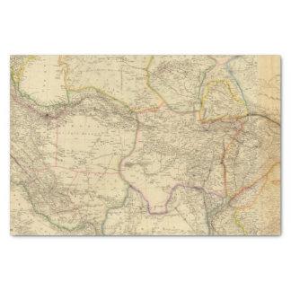Central Asia 2 Tissue Paper