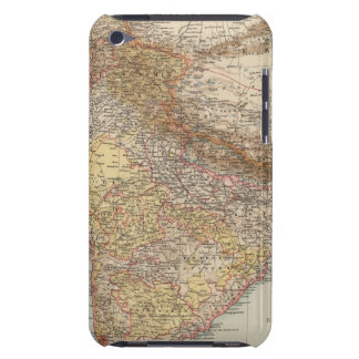Central Asia, India Barely There iPod Cover