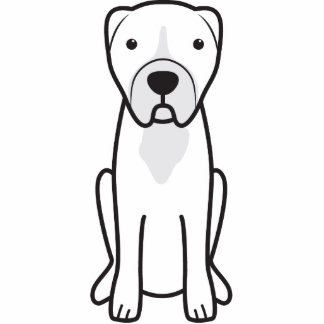 Central Asian Shepherd Dog Cut Out