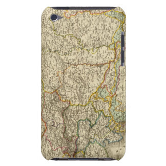 Central Balkan Peninsula Austria Hungary iPod Touch Case-Mate Case