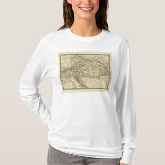 Central Balkan Peninsula Austria Hungary T-Shirt