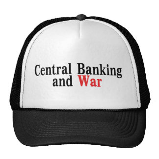 Central Banking Mesh Hats