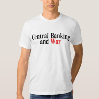 Central Banking Tee Shirt