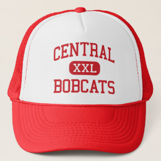 Central - Bobcats - High - Knoxville Tennessee Trucker Hat
