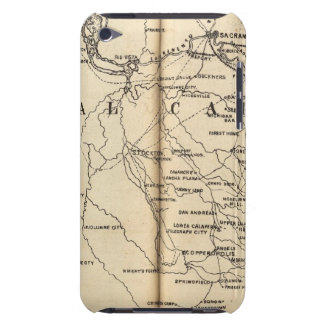 Central California Barely There iPod Covers