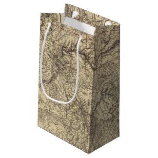 Central California Small Gift Bag