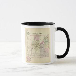 Central City, Nebraska Mug