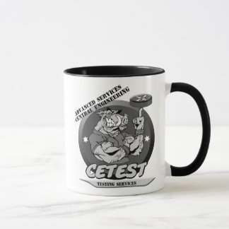 Central Engineering Testing Mug