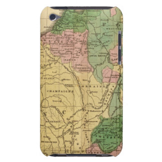 Central Europe 2 iPod Touch Case-Mate Case