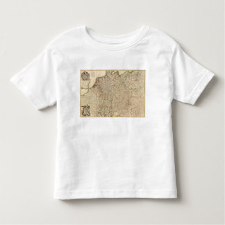 Central Europe 2 Tee Shirts