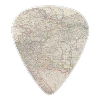 Central Europe Acetal Guitar Pick