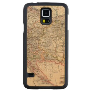 Central Europe Carved Maple Galaxy S5 Case
