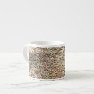 Central Europe Espresso Cup