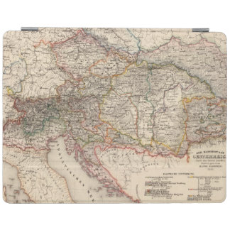 Central Europe iPad Cover