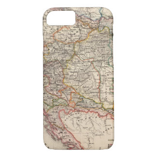 Central Europe iPhone 7 Case