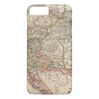 Central Europe iPhone 8 Plus/7 Plus Case