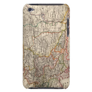 Central Europe iPod Case-Mate Cases