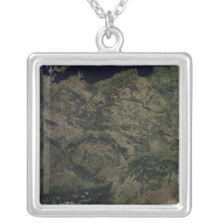 Central Europe Silver Plated Necklace