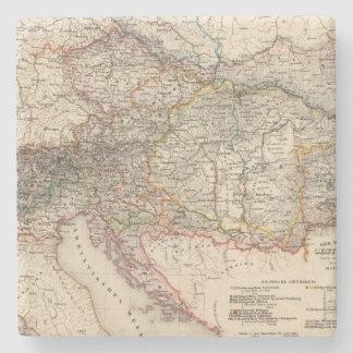 Central Europe Stone Coaster