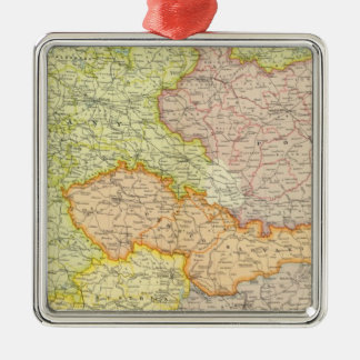 Central European states political Christmas Ornament