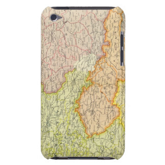 Central European states political iPod Touch Cases
