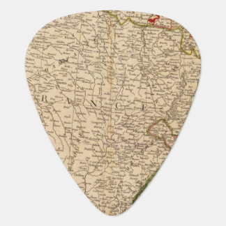 Central Germany 3 Plectrum