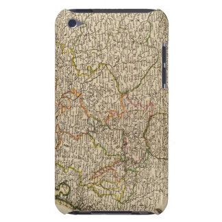 Central Germany and Austria Barely There iPod Case