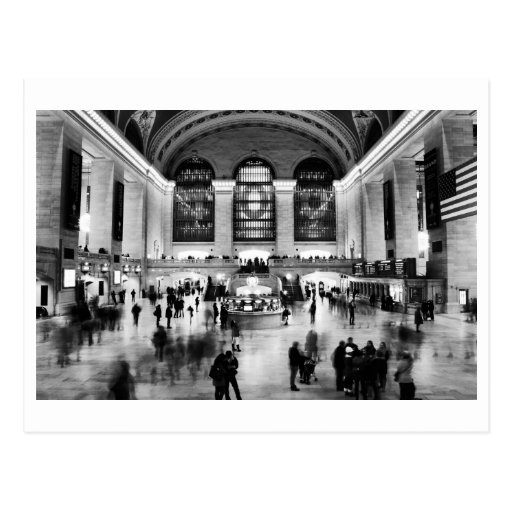 Central Grand Station - 100th Anniversary Post Card