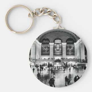 Central Grand Station - 100th Yrs Anniversary Key Ring