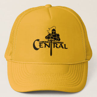 Central Gwinnett Black Knights Trucker Hat