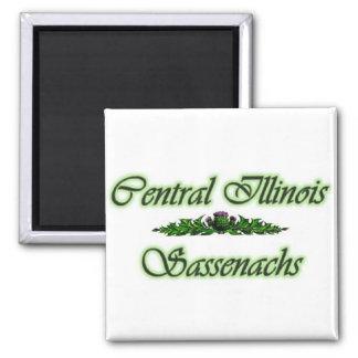 Central Illinois Sassenach's Magnet! Magnet