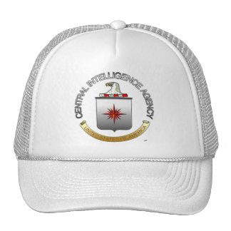 Central Intelligence Agency (CIA) Hats