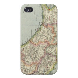 Central Italy iPhone 4 Cover