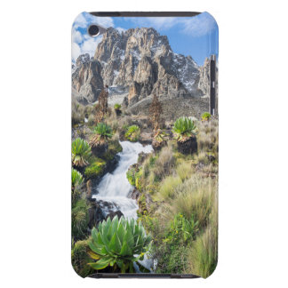 Central Mount Kenya National Park iPod Touch Case