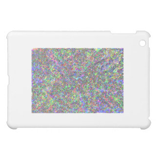 Central nervous system hard fitted ipad case