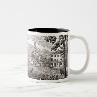 Central of Concord, from 'Historical Two-Tone Coffee Mug