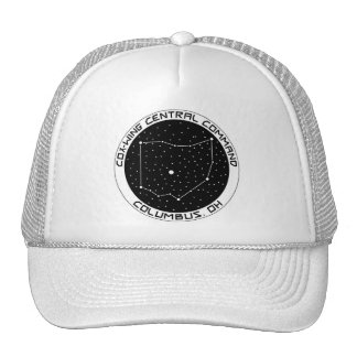 Central Ohio X-Wing Central Command Cap