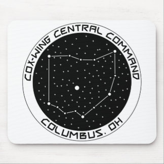 Central Ohio X-Wing Central Command  Mousepad