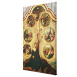 Central panel of a triptych canvas print